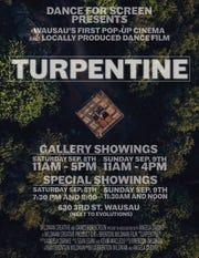 """Turpentine"" movie poster"