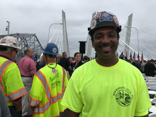 Cuomo Bridge ironworker