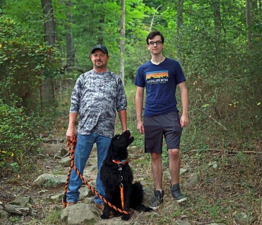 Dylan Frawley Hiker Rescue