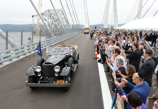 Governor Mario M Cuomo Bridge