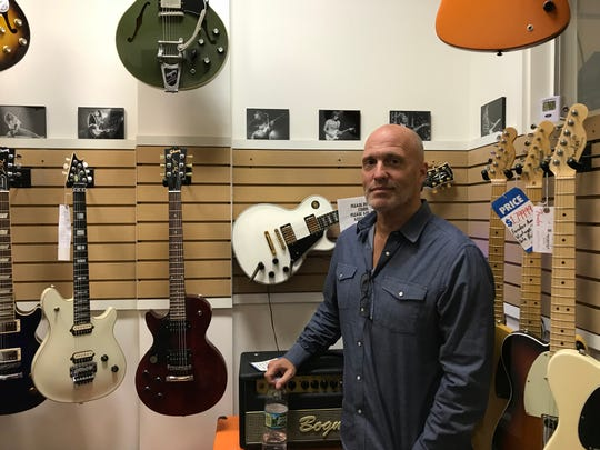 Jon Haber is closing Alto Music's Rockland location. Alto has been in Rockland since 1966.