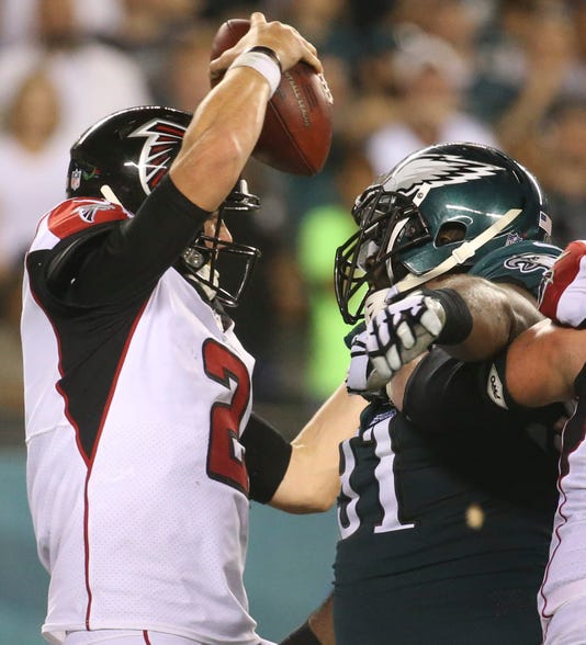 Eagles V Atlanta