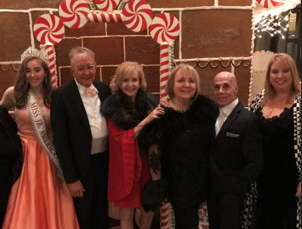 Get dressed up for the Grand Gala, which takes over the entire Hotel du Pont, like this merry group from 2017. www.thegrandwilmington.org/the-grand-gala