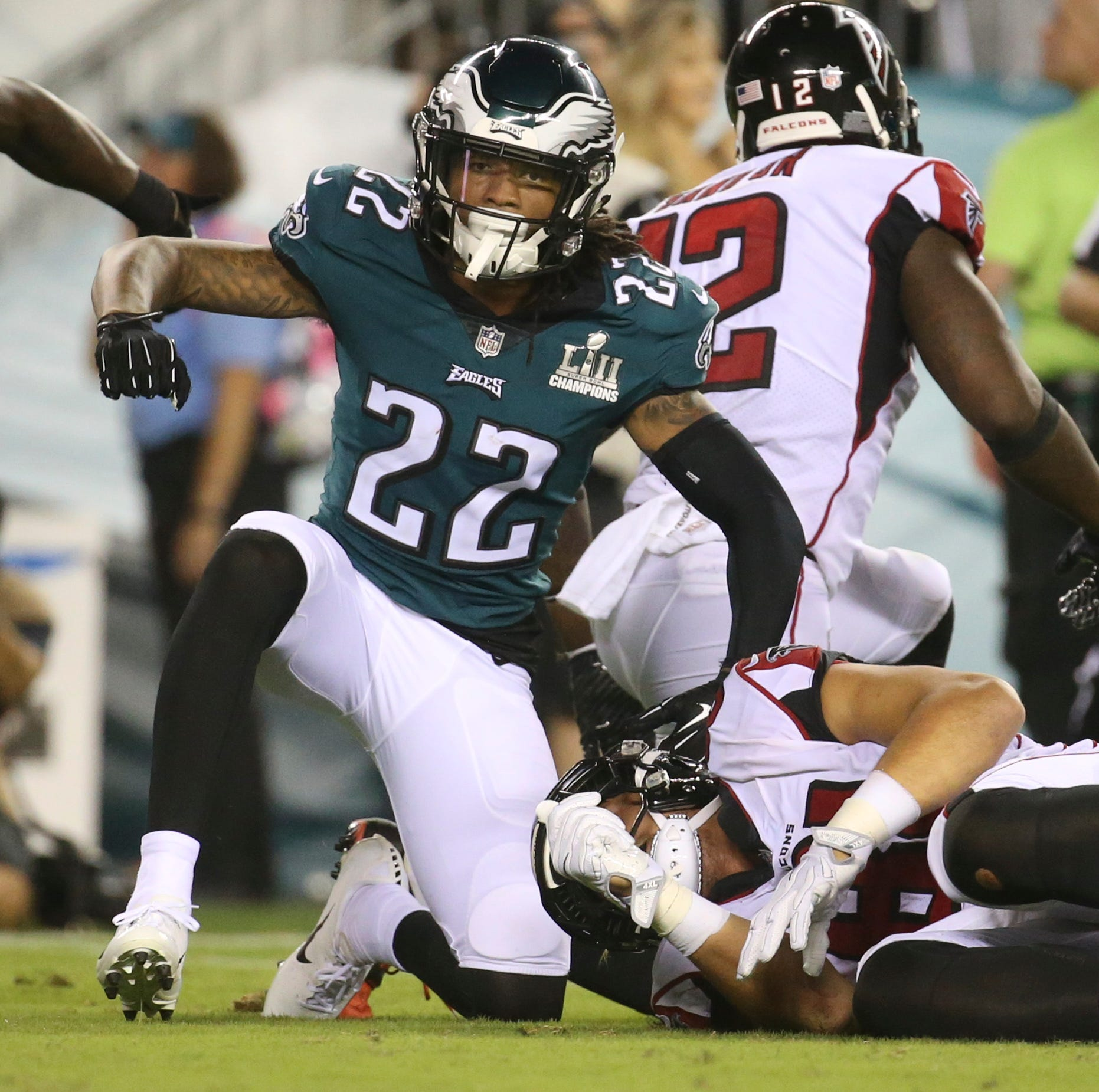 Eagles' Sidney Jones, Nick Foles adapting to new roles