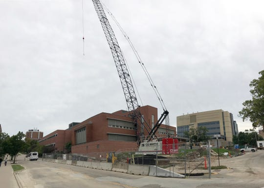 Work has begun on a $47 million construction and renovation project for UW–Madison's Babcock Hall Dairy Plant and Center for Dairy Research. The project is the first major upgrade since Babcock Hall was built in the early 1950s.