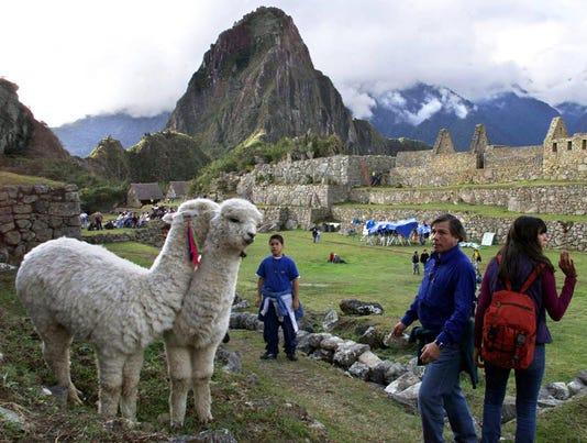 Afp Files Peru Ruins Machu Picchu E Arh Per