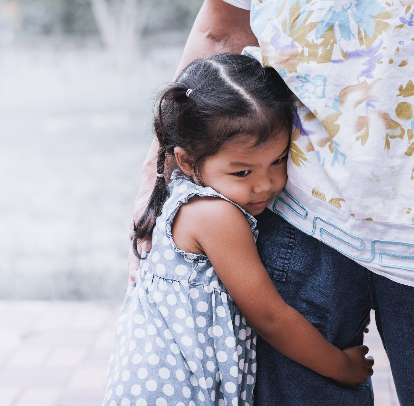 A child care expert shares four tips to help your kid deal with separation anxiety.