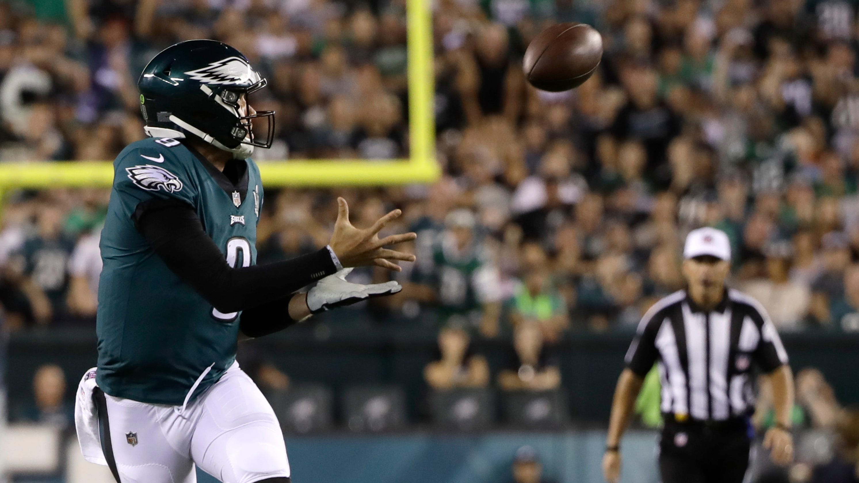 Eagles turn to  Philly Philly  against Falcons to set up season s first TD be3e02d04