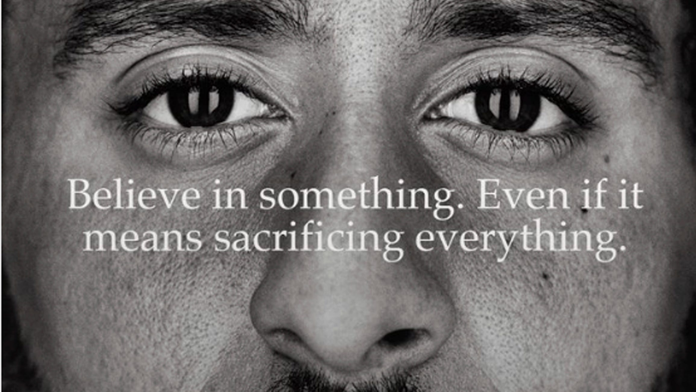 Nike S Colin Kaepernick Tv Ad Is Inspirational Not Controversial