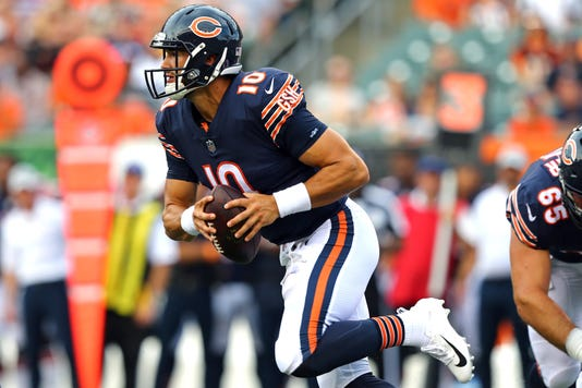 Usp Nfl Chicago Bears At Cincinnati Bengals S Fbn Cin Chi Usa Oh