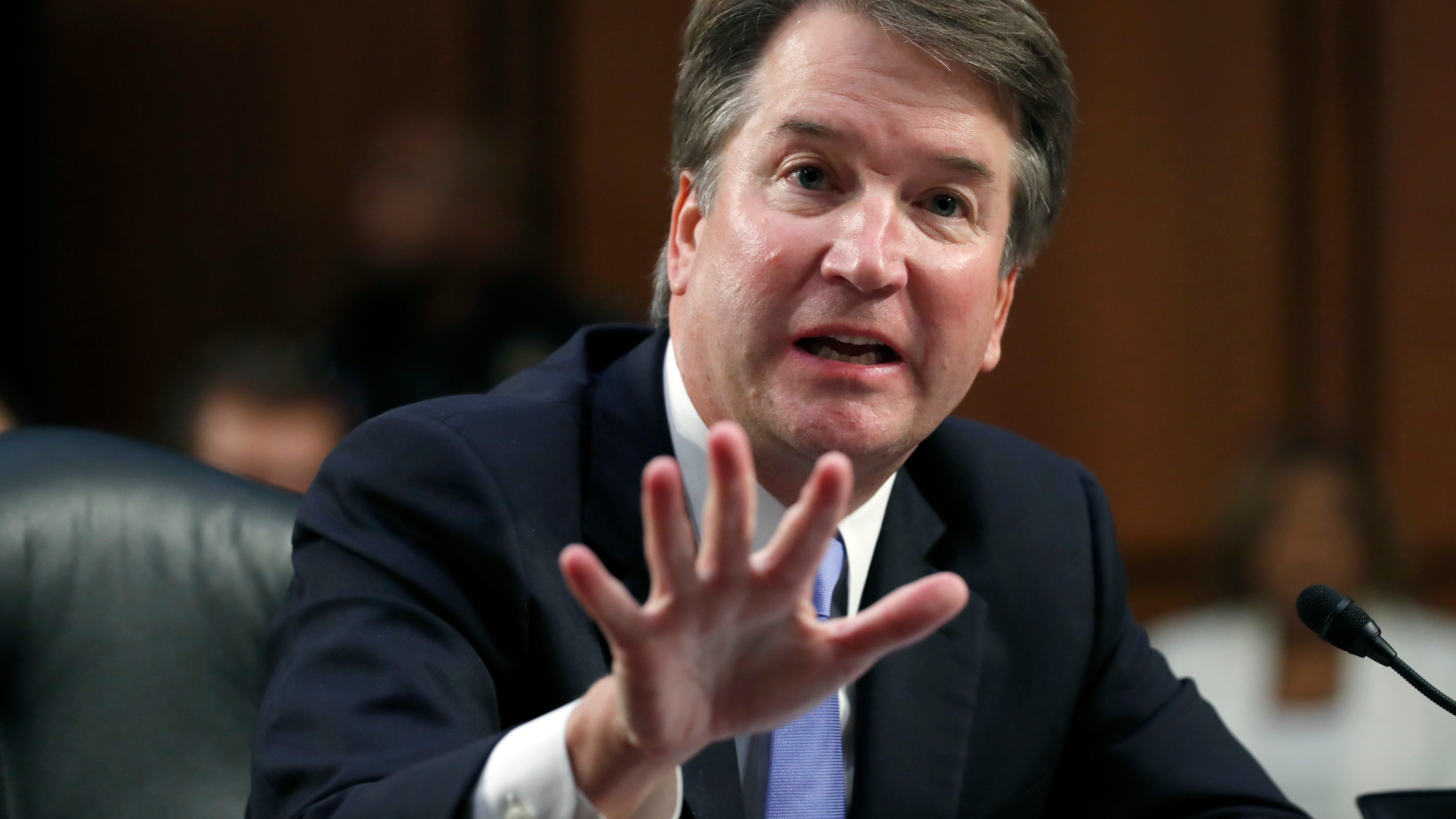Kavanaugh calls delivery aid a watch on 'abortion-inducing tablets' at some level of confirmation hearings, sparks outrage thumbnail