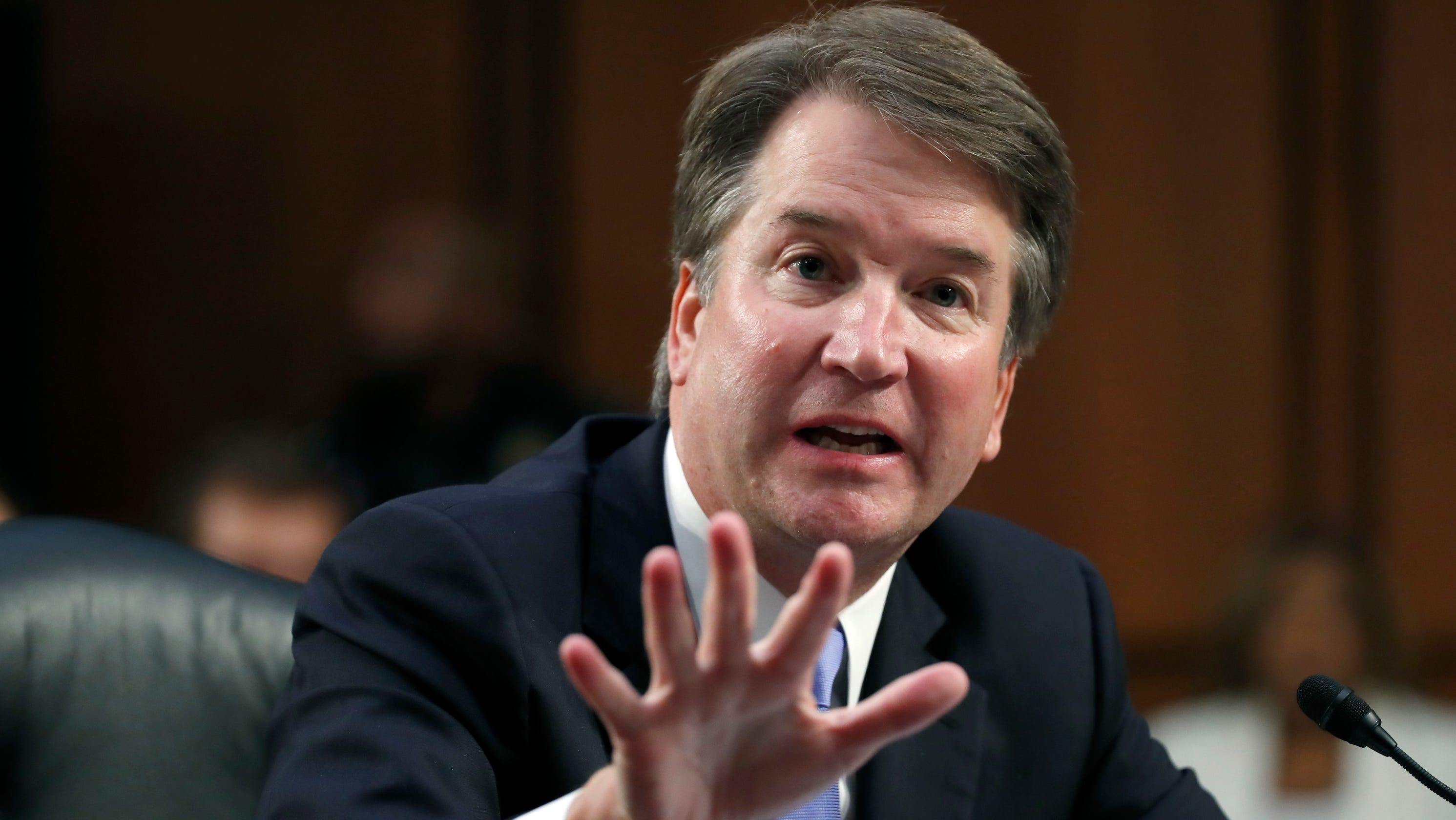Brett Kavanaugh: Supreme Court nominee avoids legal minefields