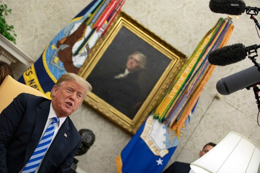 Trump Oval