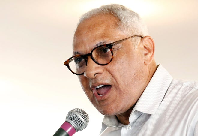 Democrat Mike Espy is running for the  U.S. Senate from Mississippi.