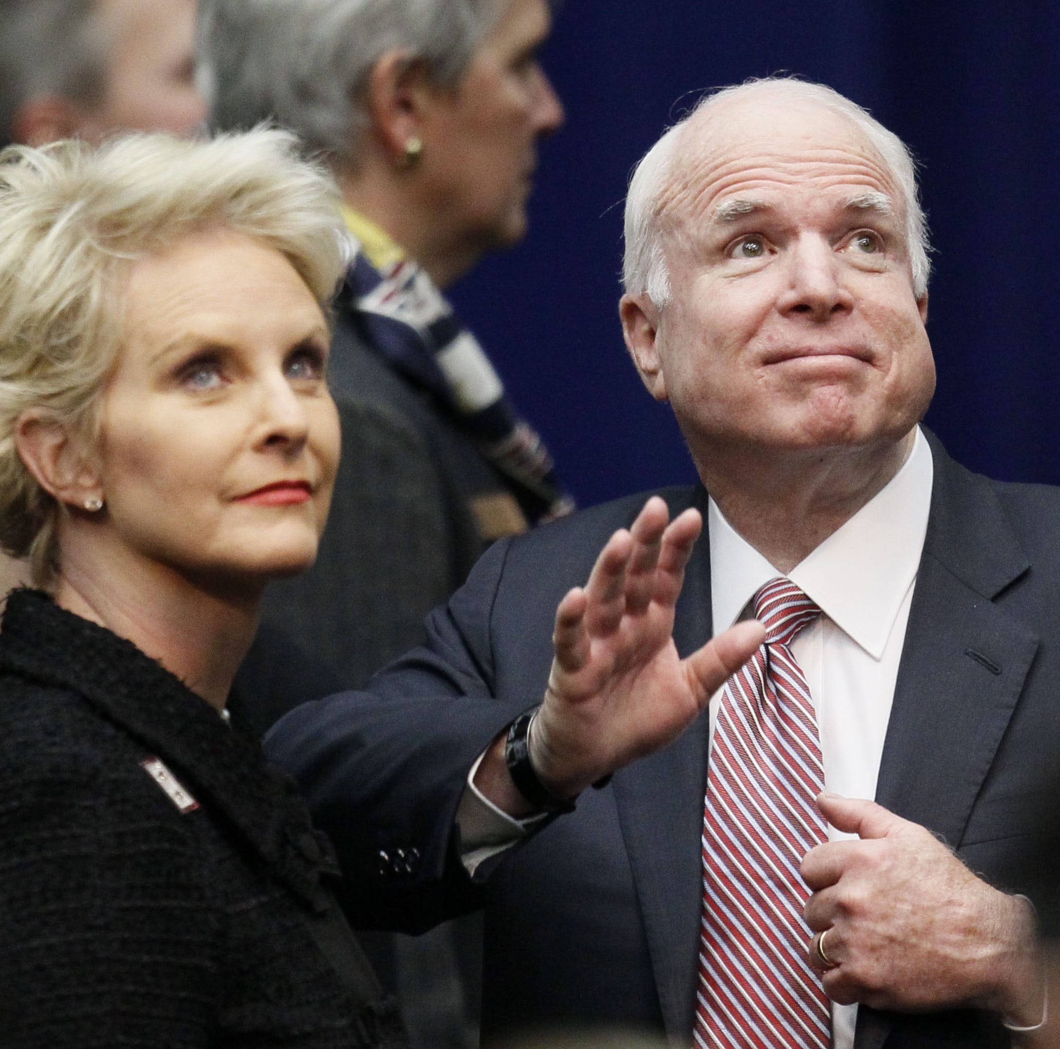 Cindy McCain: To honor John McCain, fight for a greater cause