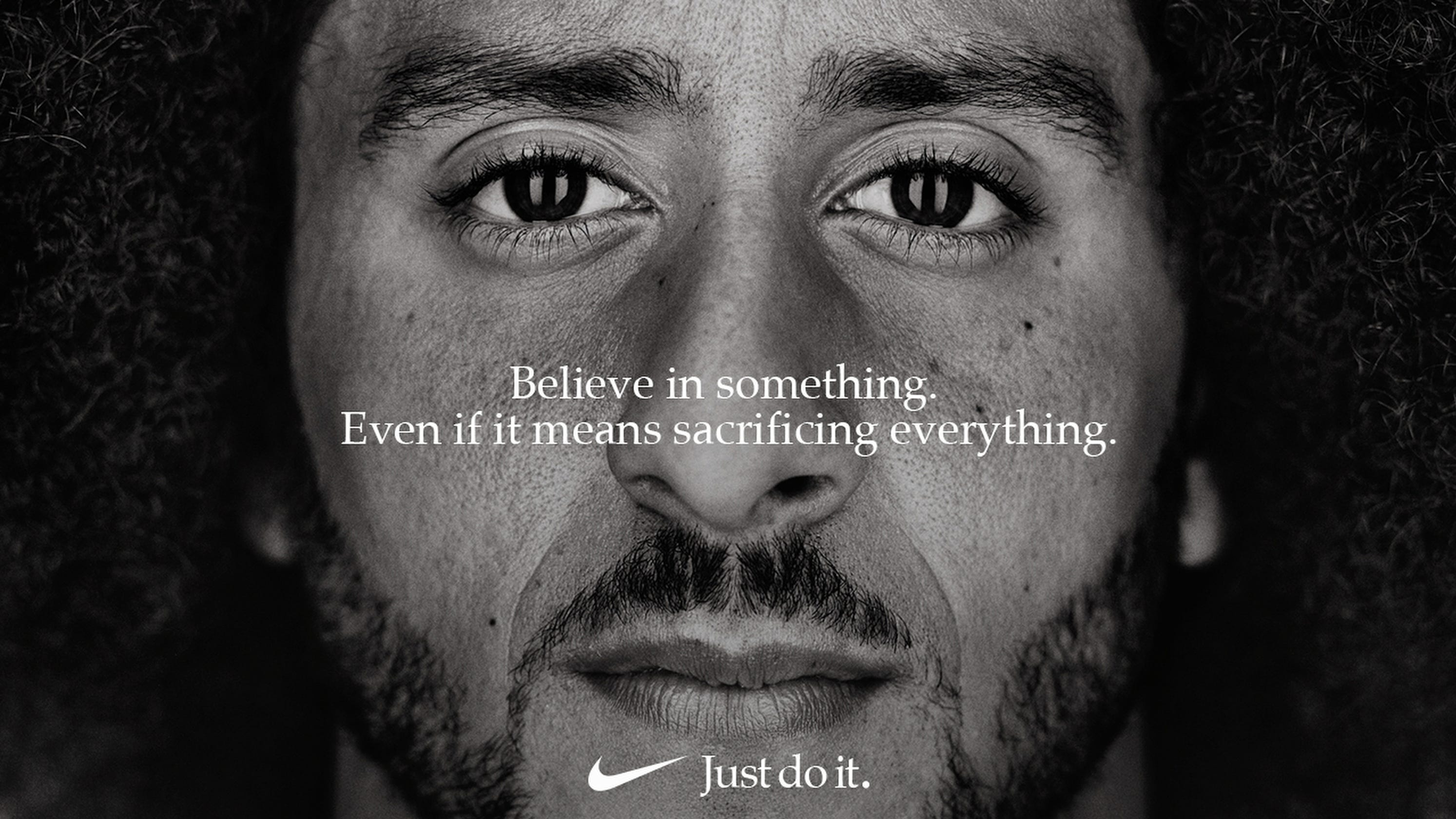c0ebd77166e Donald Trump's question about Nike after Kaepernick ad has easy answer