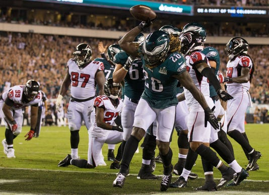 eagles deny falcons last second push to seal win in nfl season opener