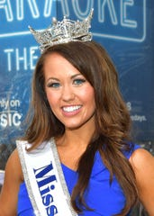 Cara Mund was Miss North Dakota before being crowed Miss America 2018.