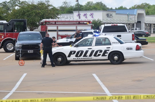 The victim of Saturday's fatal shooting in the Walmart parking lot on Coliseum Boulevard had claimed in court records that his wife, alleged shooter Kayla Jean Giles, had been abusive.