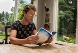 Fair Haven's Lisa Luckett reads from her new book, 'The Light in 9/11: Shocked by Kindness, Healed by Love'