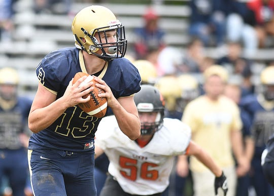 Freehold Borough defeats Middletown North 22-20 on 9/8/2018