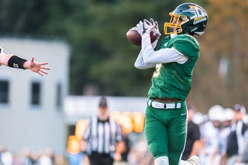 The Christ School Greenies hosted Robbinsville for their week 4 Friday night football game, Sept. 7, 2018. Christ School defeated Robbinsville, 63-32.