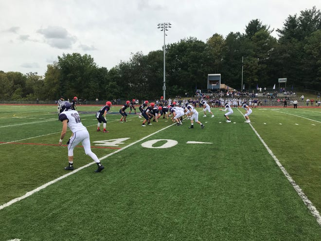 Action from Chenango Forks' win Saturday over Norwich.