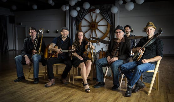 The Paperboys are joined by Recess Monkey and LeRoy Bell and His Only Friends to supply the music for the Sept. 15 Taste of Lynwood festival on Bainbridge Island.