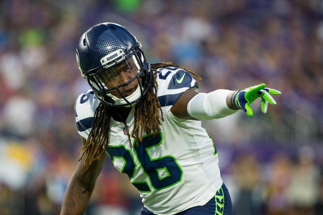 Shaquill Griffin is in an expanded role in the Seattle Seahawks' secondary this year.