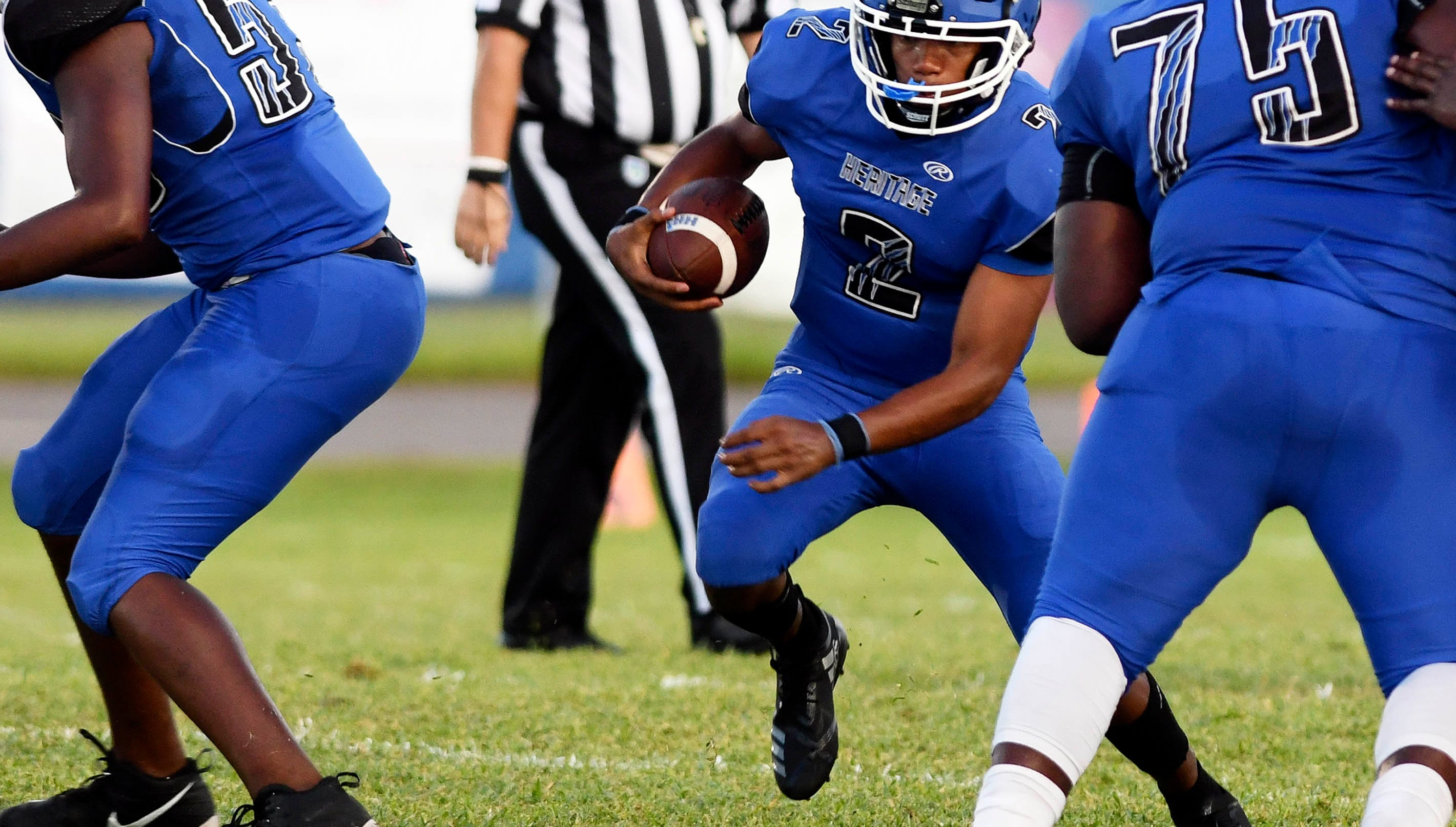 Brevard Teams Up Again In Fhsaa Football Playoffs Power Points Standings