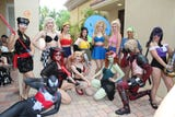 Actors, comic artists, authors, artists, cosplayers and more hit the 2018 Space Coast Comic Con at the Space Coast Convention Center in Cocoa.