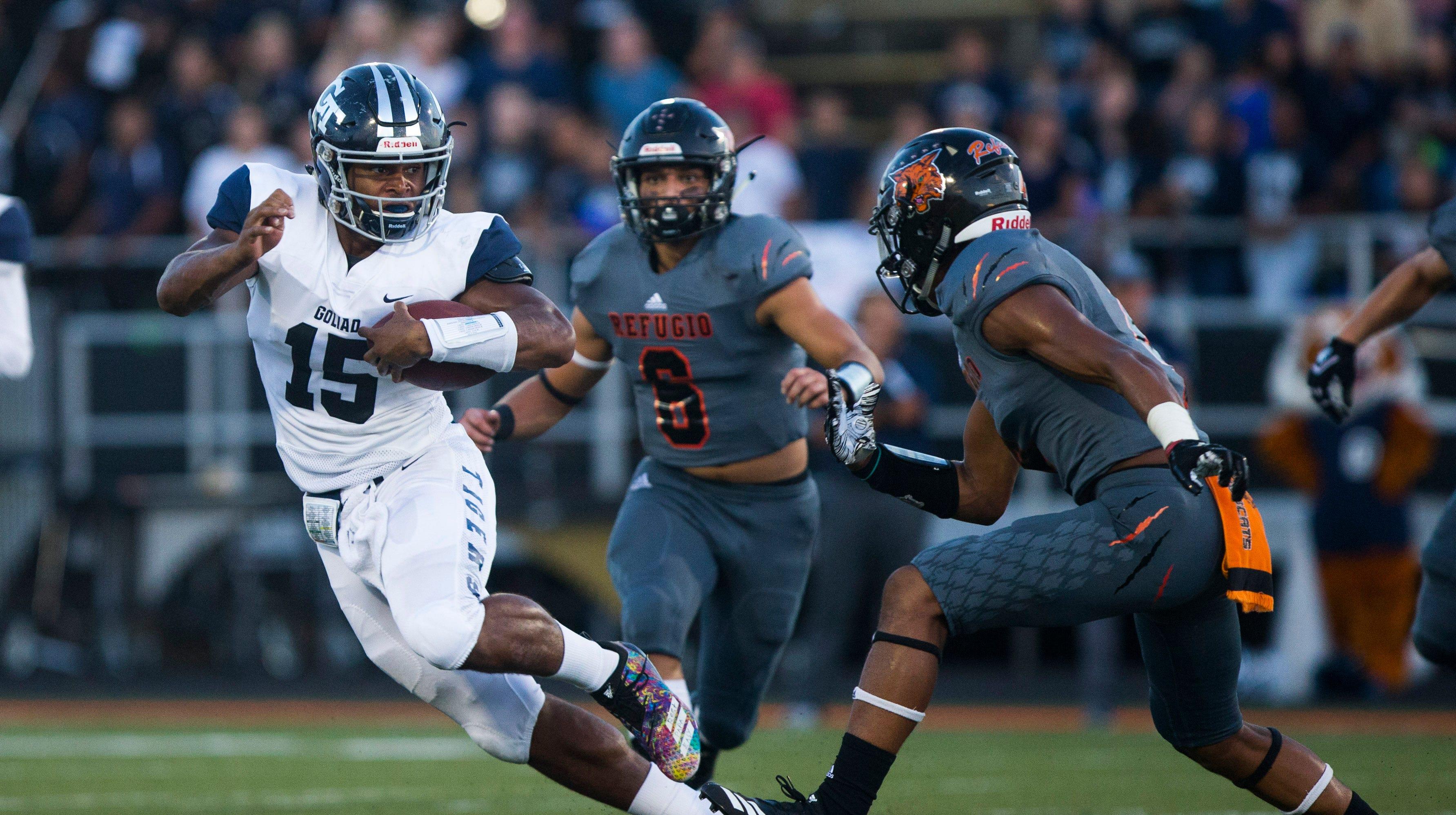 Texas Associated Press High School Football Poll Week 3