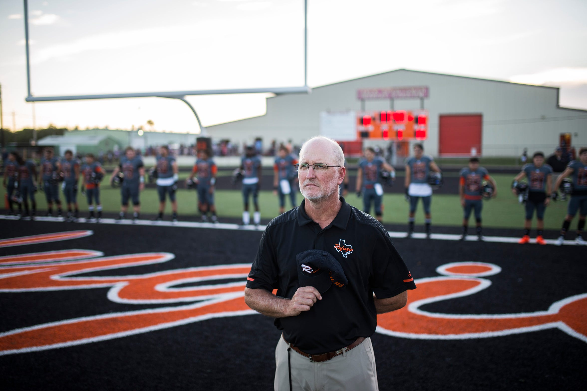 Refugio and coach Jason Herring enter the 2019 season as the top-ranked team in Class 2A Division I.