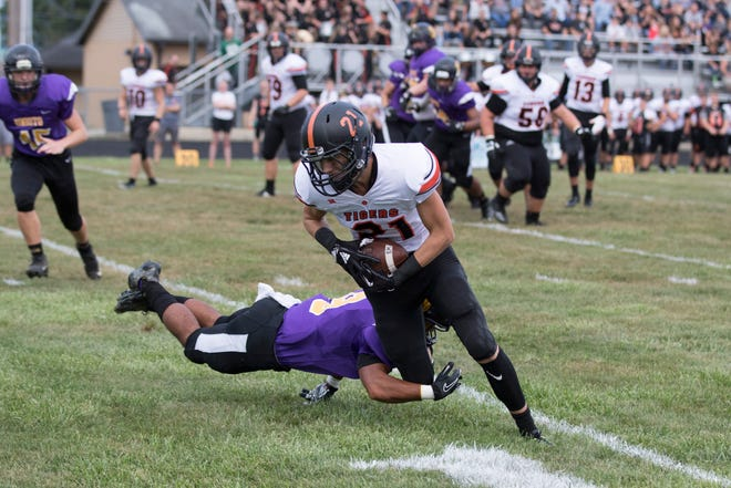 After defeating Lucasville Valley last week, Waverly could have their toughest test against Wheelersburg on Friday.