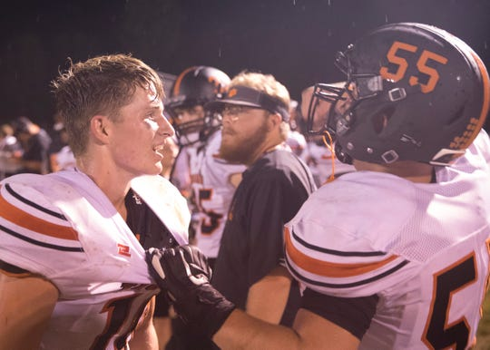 Waverly defeated Unioto Friday night at Unioto High School 37-7.