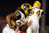 Northeast dominated the ground game and chewed up Rossview for more than 320 yards Friday night en route to a