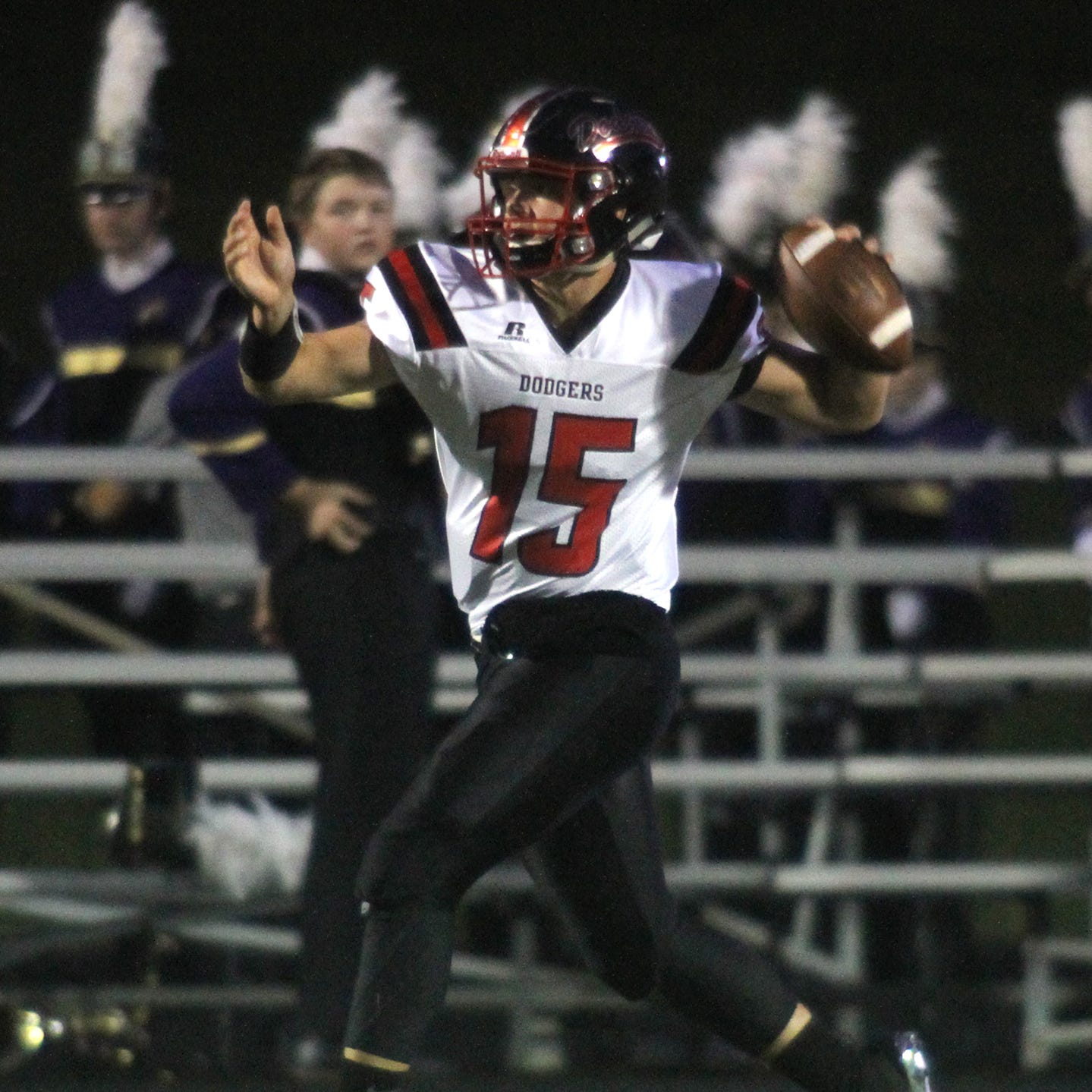 Iowa high school football: 2018 season statistical leaders crowned after Week 9