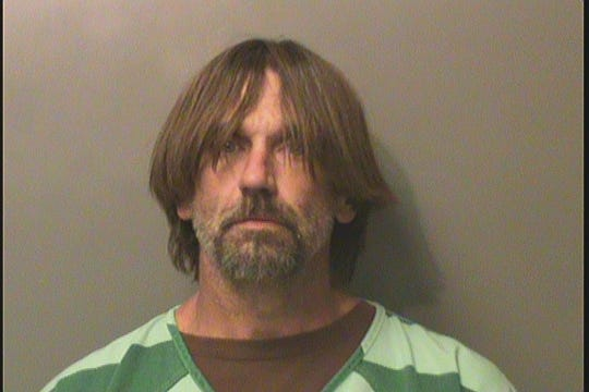 Michael Lee Wallace, 49, of Des Moines, was arrested after a foot chase near Franklin Avenue in Des Moines late Friday.