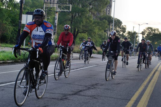 Tour De Troit Riders