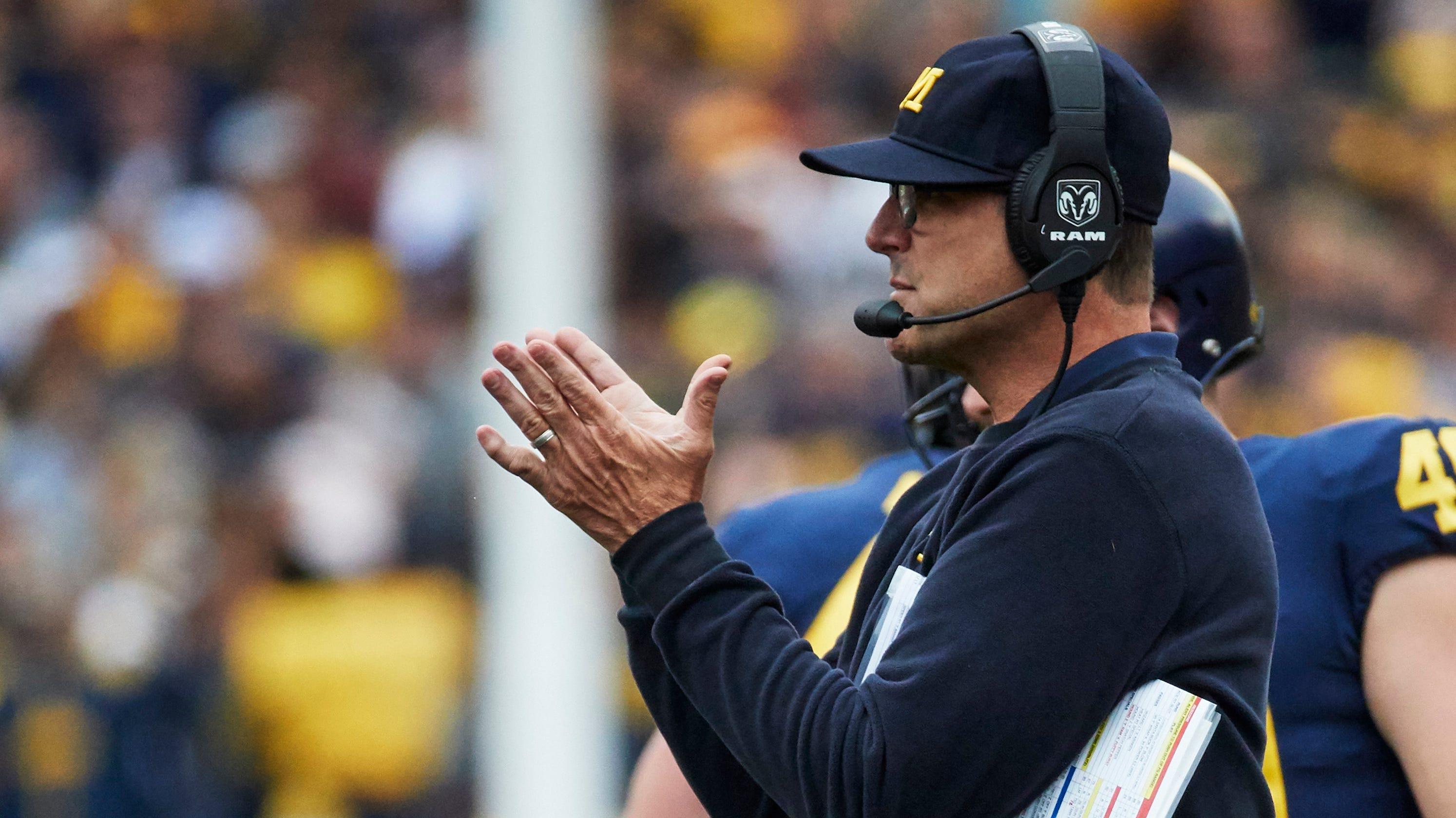 Michigan football gets commit from 5-star safety Daxton Hill