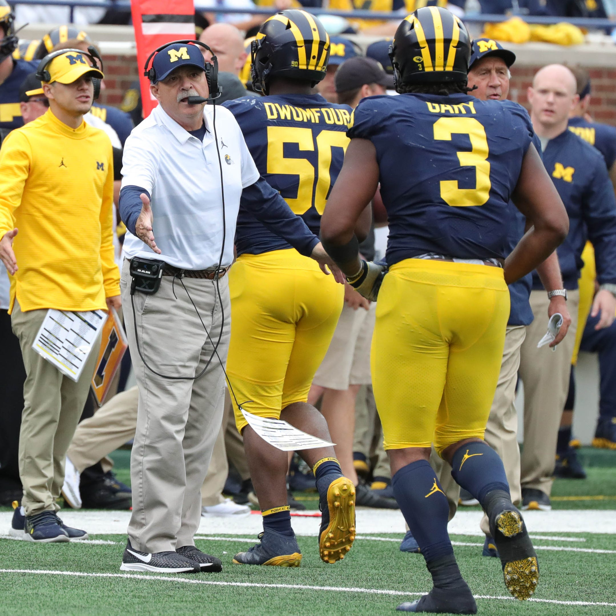 Michigan football's defense and those lofty expectations: Ask Nick