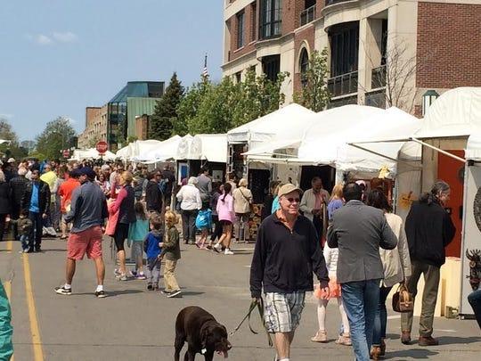 More than 150 artists are due at the Birmingham Street Art Fair.