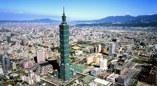 """""""Beyond Beauty: Taiwan from Above"""" reveals the country's beauty as well as the effects of too much development."""