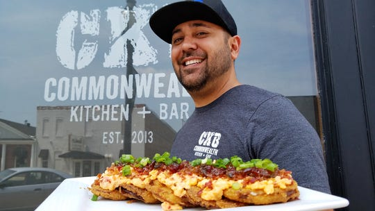Jayson Muñoz of the Commonwealth Kitchen and Bar in Henderson and Kanpai in Evansville.