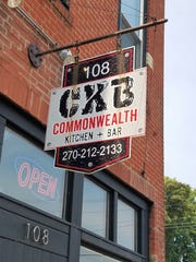 The Commonwealth Kitchen and Bar is located on Second St. in downtown Henderson.