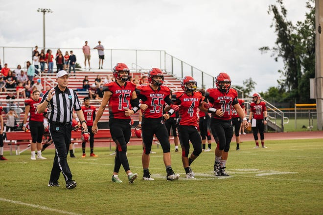 Evangelical Christian School senior quarterback Logan Pearlman and the Sentinels will face Southwest Florida Christian Academy in The News-Press Readers' Choice Game of the Week.