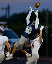 Great Falls High's Kyle Torgerson was a sensational receiver and defensive back this season. He will attend Montana Tech.