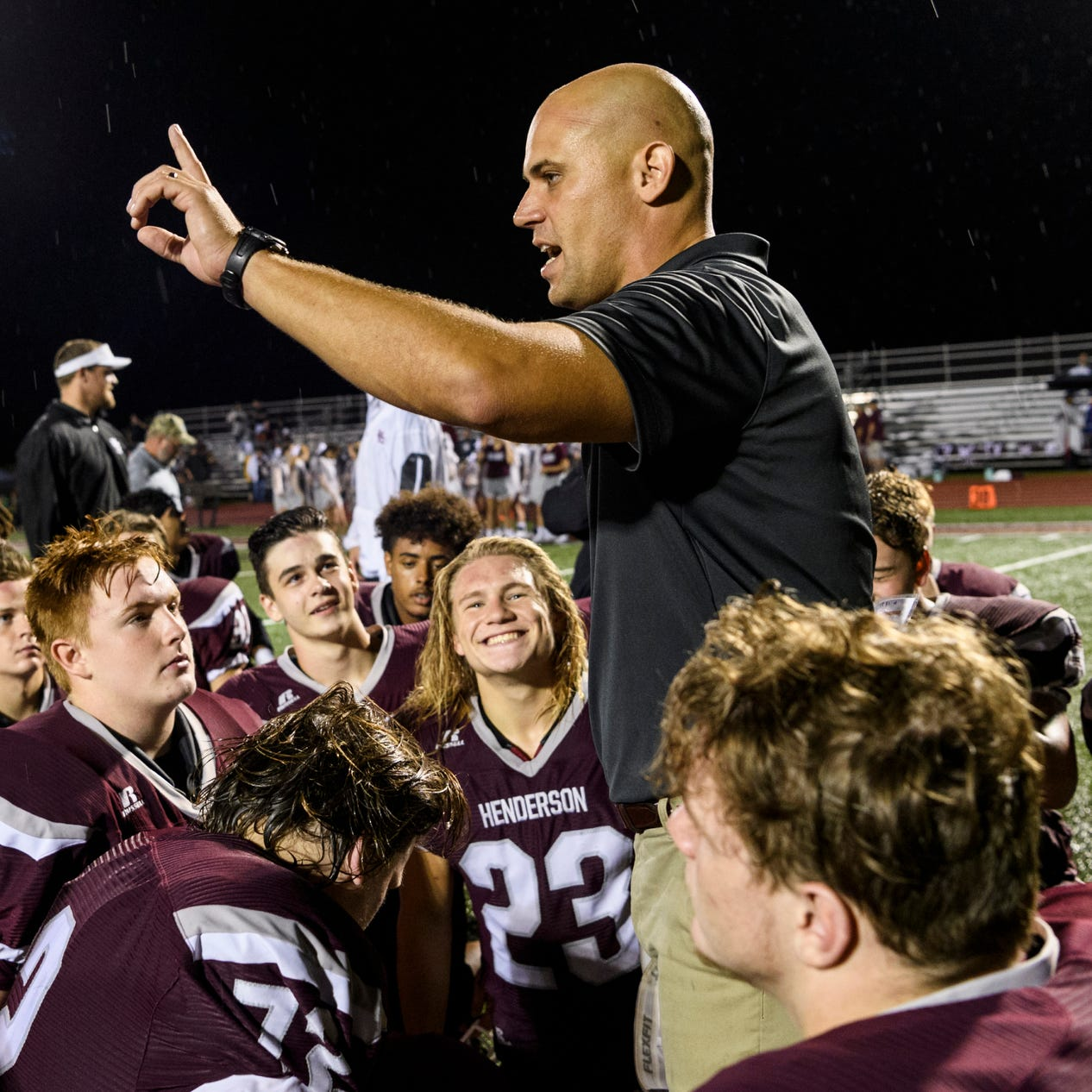Football playoff pairings set for Henderson, Union, Webster