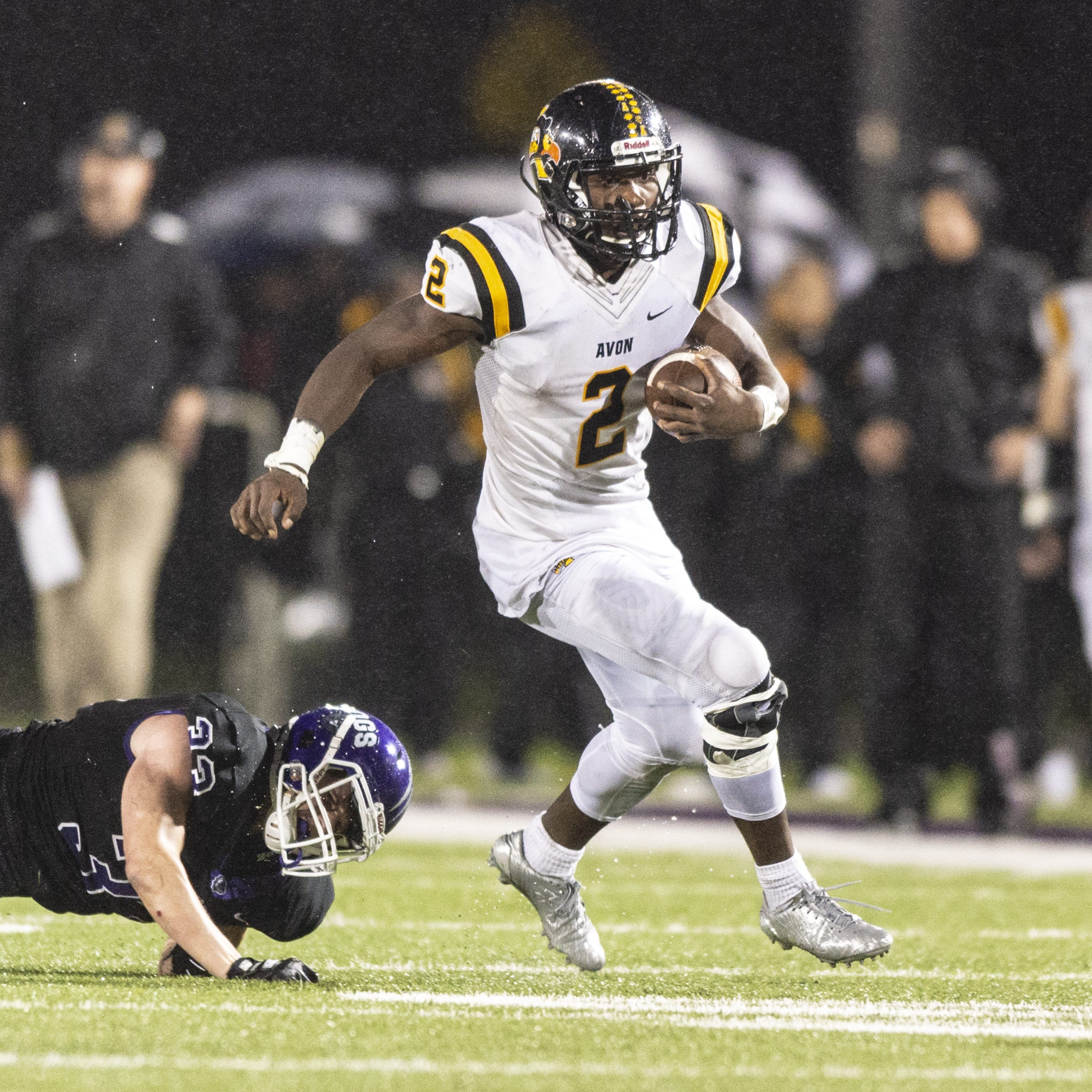 Avon RB Sampson James switches to IU football after decommitting from Ohio State