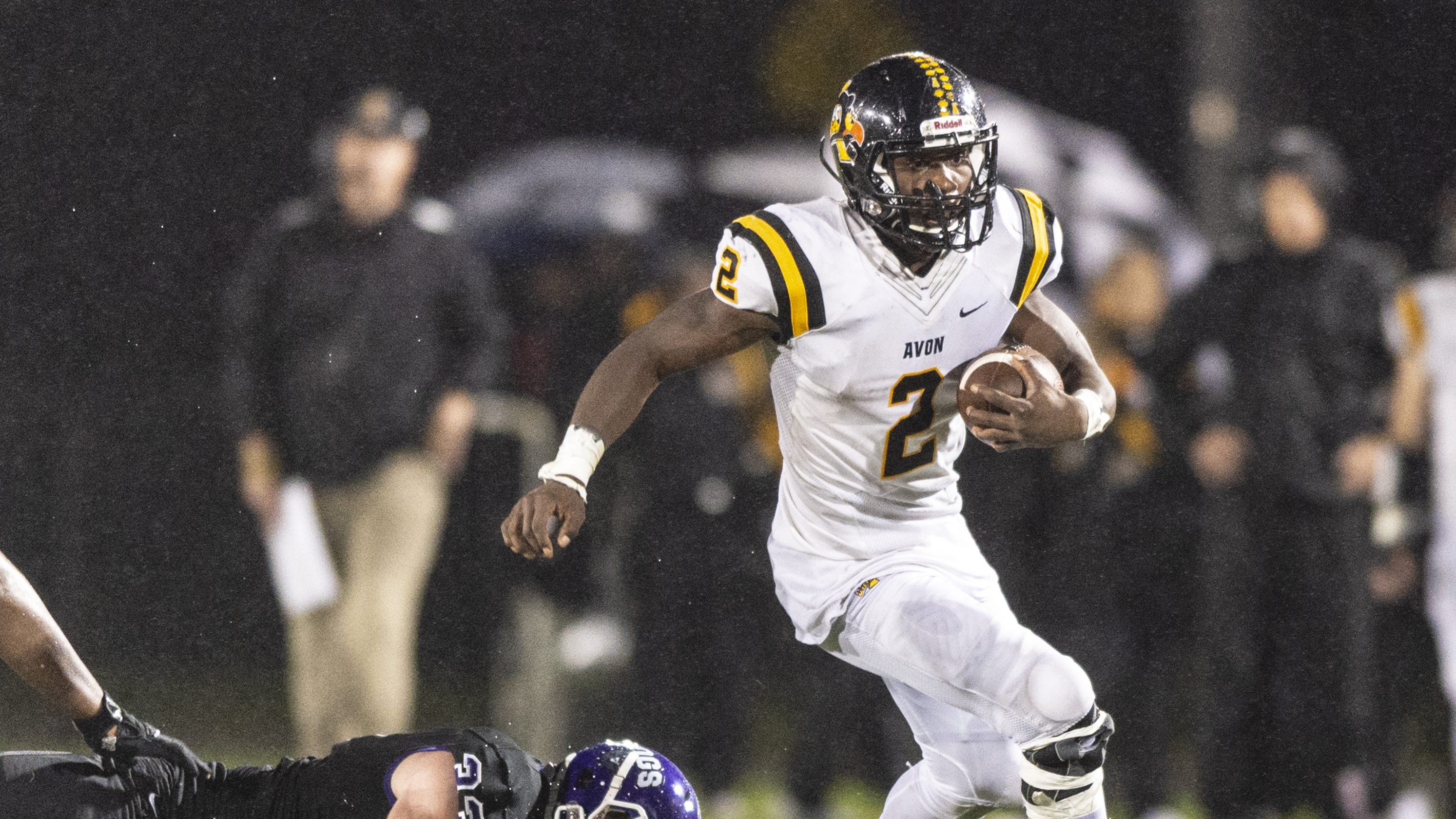 Avon RB Sampson James commits to IU football after dropping